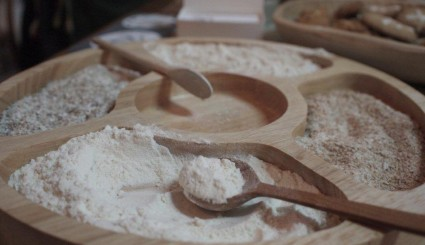 Swoja Mąka na łopatkach :)