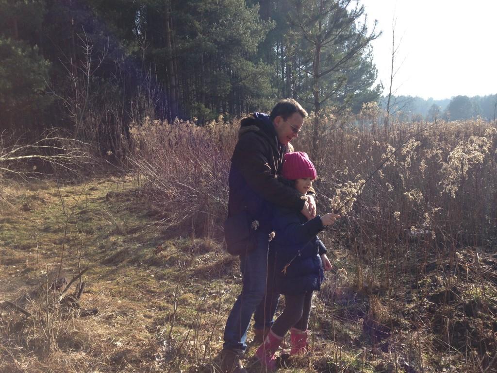 Andrej na łonie natury Polska (1)