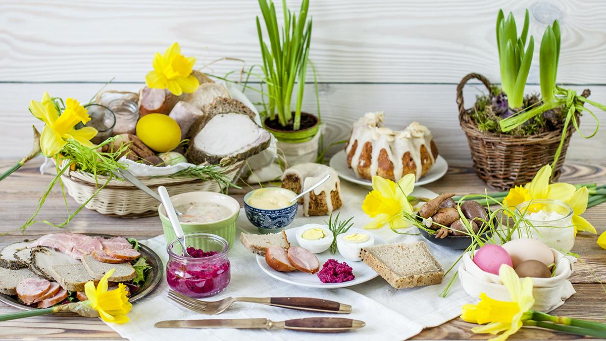 Wielkanocne Sniadanie Co Podac Na Swiateczny Stol