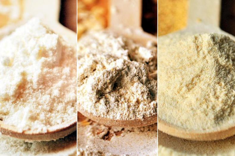rodzaje mąk ekologicznych