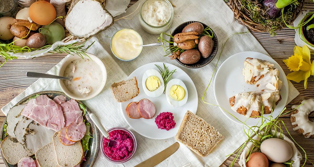 Przepisy Na Wielkanoc Tradycyjne Potrawy Wielkanocne Lokalnyrolnik