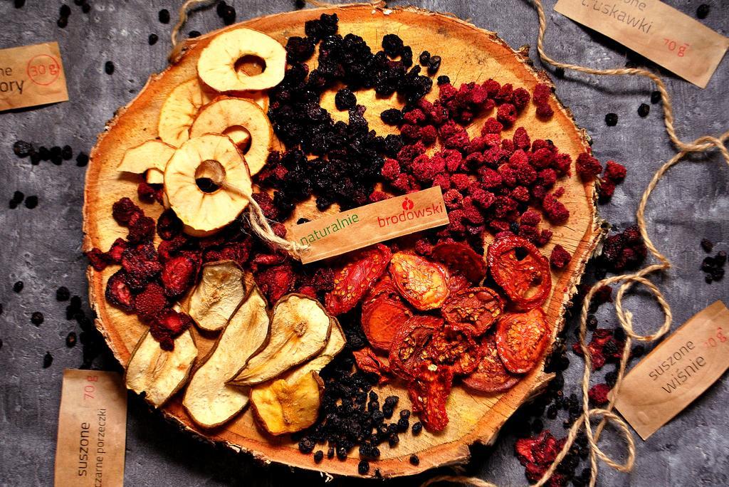 Producent Brodowski owoce - zdrowa żywność blisko Ciebie