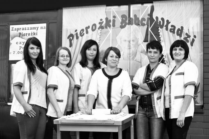 Producent Pierożki babci Władzi - zdrowa żywność blisko Ciebie