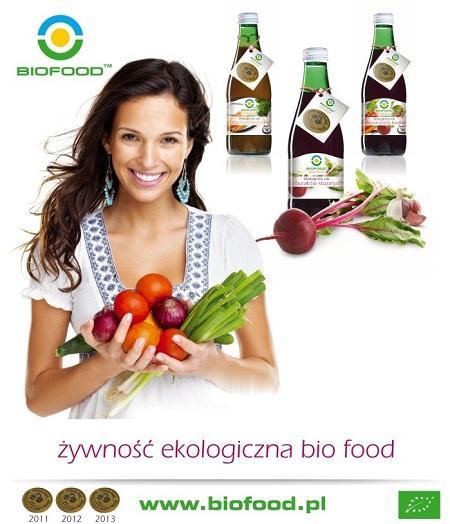Producent Bio Food - zdrowa żywność blisko Ciebie