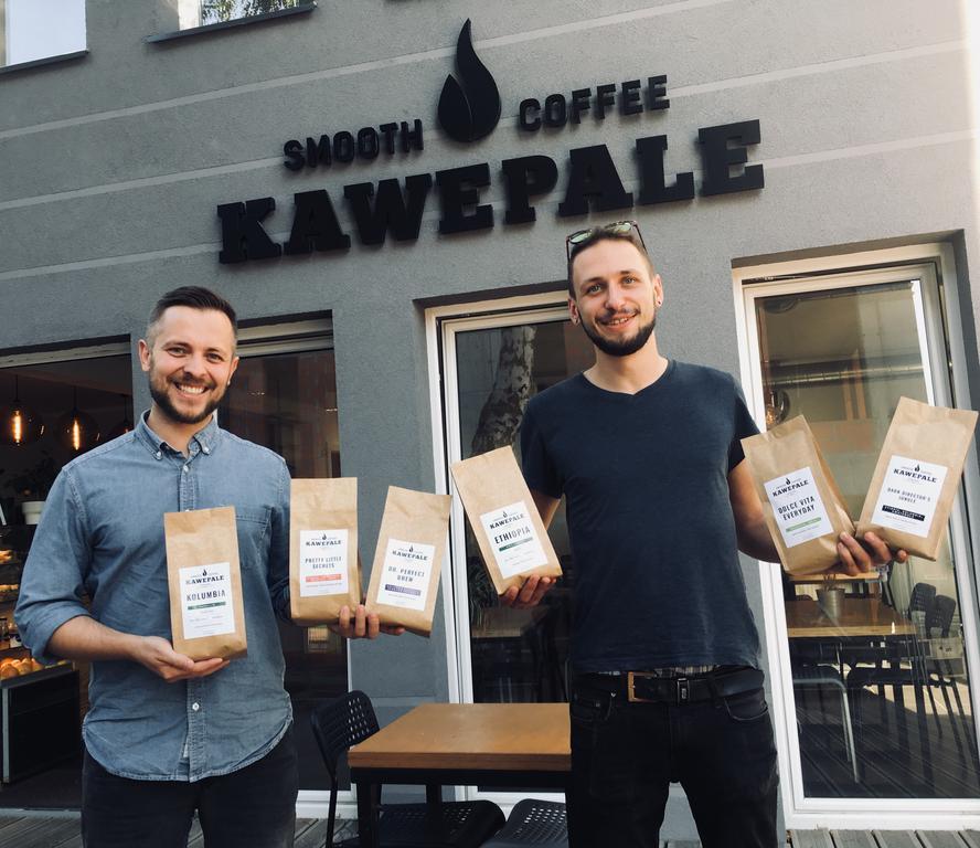 Producent KawePale Palarnia Kawy - zdrowa żywność blisko Ciebie