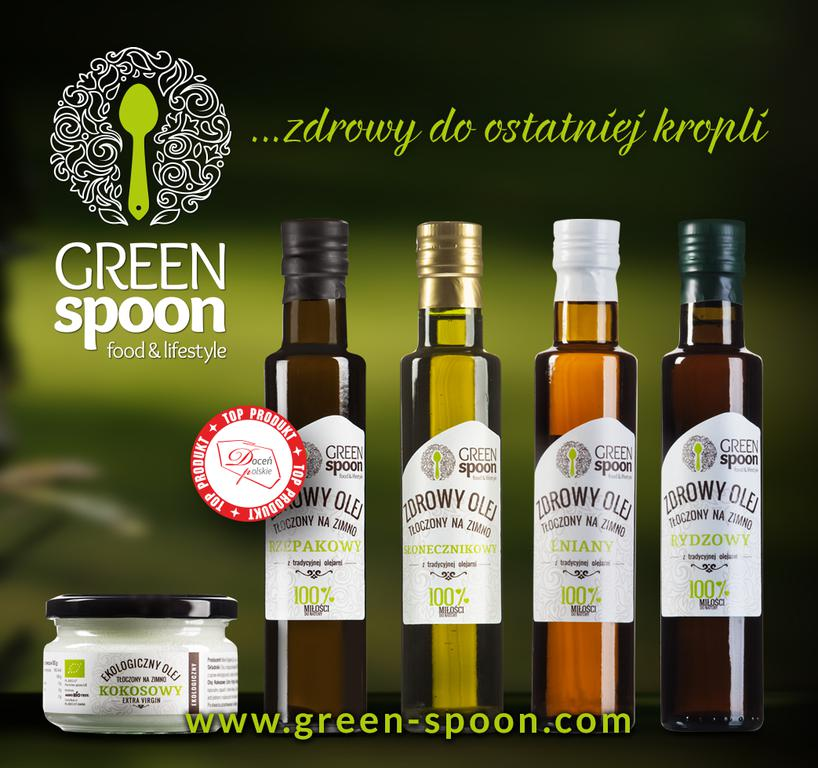 Producent Green Spoon Sp. z o.o. - zdrowa żywność blisko Ciebie