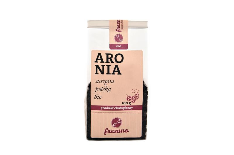 Produkt Aronia suszona polska BIO (EKO) - zdrowa żywność blisko Ciebie