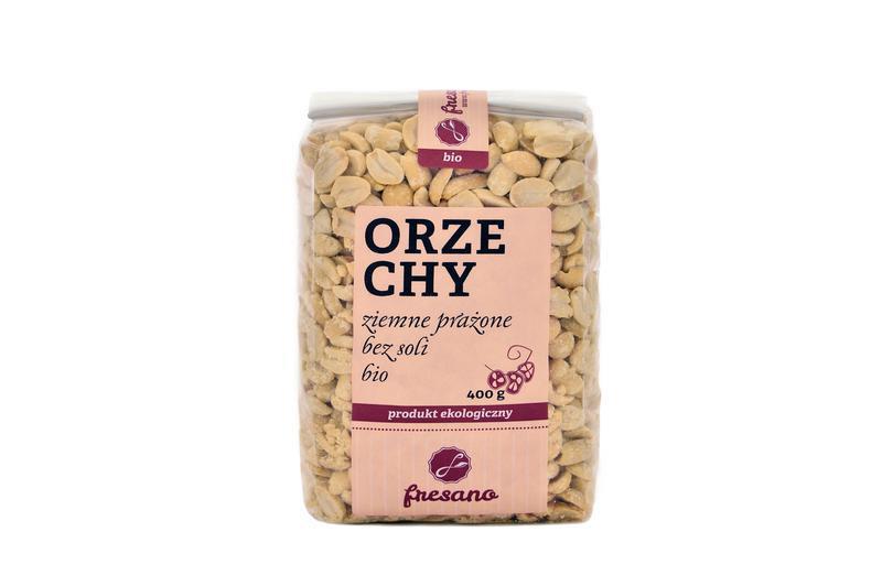 Produkt Orzechy ziemne prażone bez soli (EKO) - zdrowa żywność blisko Ciebie
