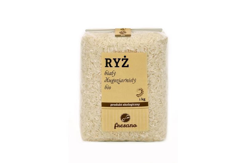 Produkt Ryż biały długoziarnisty (EKO) - zdrowa żywność blisko Ciebie