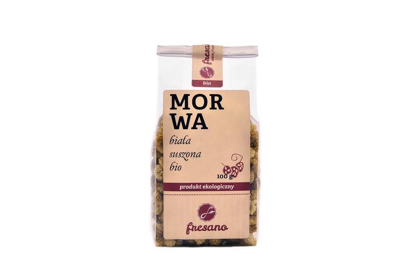 Produkt Morwa biała suszona BIO (EKO) - zdrowa żywność blisko Ciebie