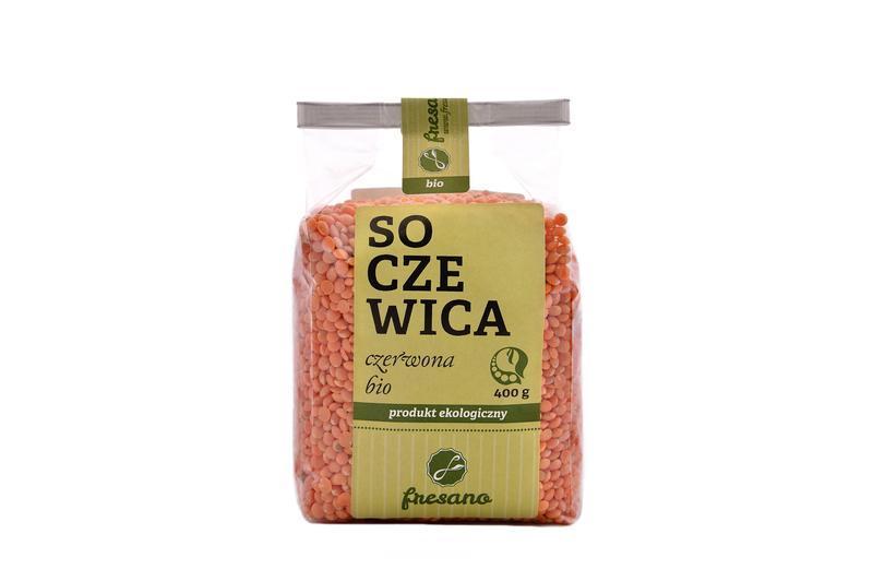 Produkt Soczewica czerwona (EKO) - zdrowa żywność blisko Ciebie