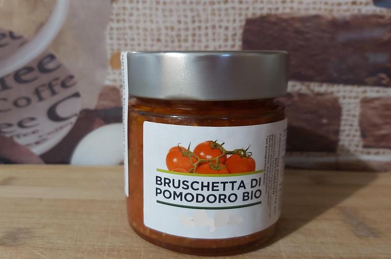 Produkt Bruschetta z pomidorów (EKO) - zdrowa żywność blisko Ciebie