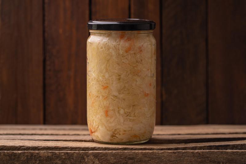 Produkt Kapusta kiszona sandomierska (EKO) - zdrowa żywność blisko Ciebie