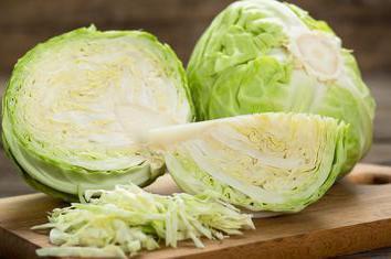 Produkt Kapusta biała (EKO) - zdrowa żywność blisko Ciebie