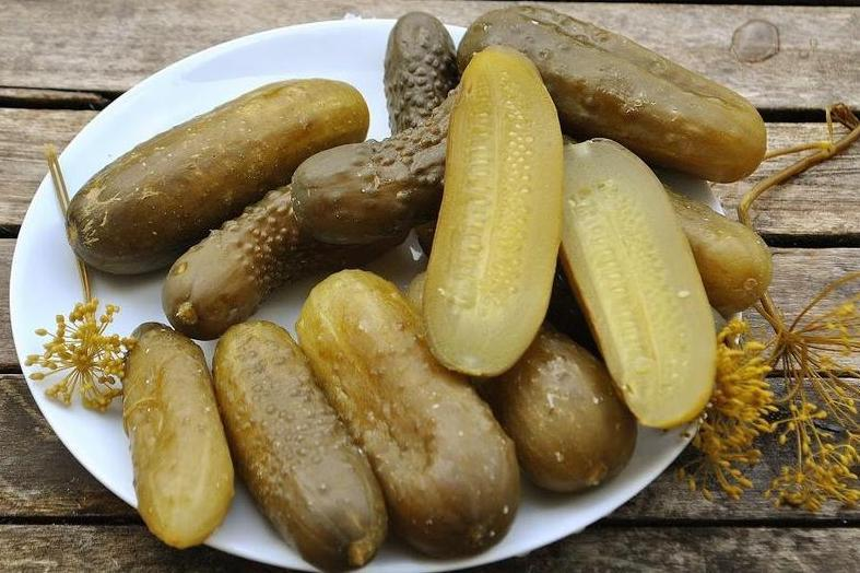 Produkt Ogórki kiszone Charsznickie  (EKO) - zdrowa żywność blisko Ciebie
