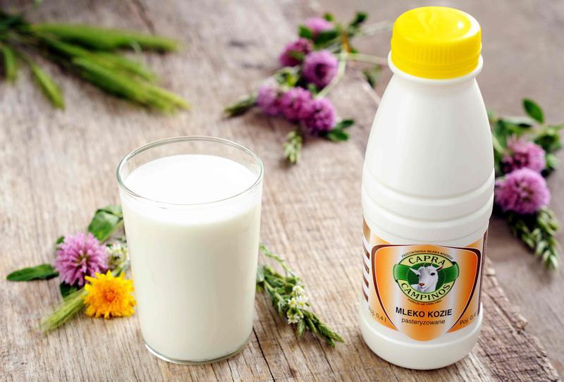 Produkt Mleko Kozie Pasteryzowane - zdrowa żywność blisko Ciebie