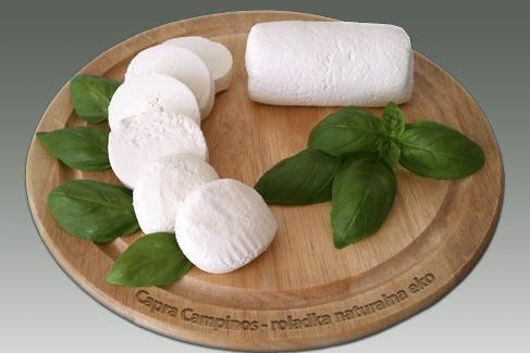 Produkt Roladka z sera koziego naturalna (EKO) - zdrowa żywność blisko Ciebie