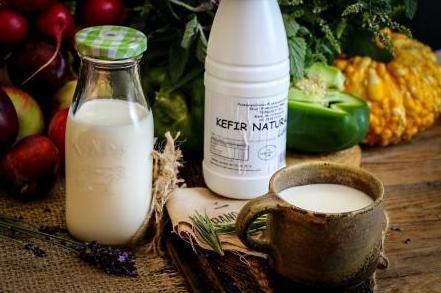 Produkt Kefir naturalny luksusowy - zdrowa żywność blisko Ciebie