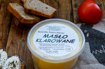 Produkt Masło klarowane - zdrowa żywność blisko Ciebie