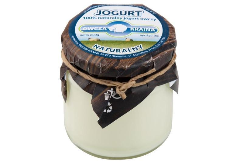 Produkt Jogurt owczy naturalny - zdrowa żywność blisko Ciebie