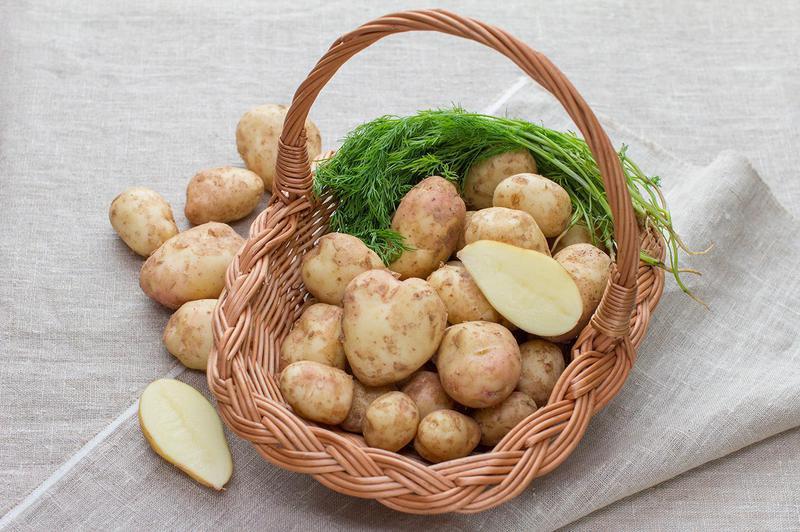 Produkt Ziemniaki młode Irga (EKO) - zdrowa żywność blisko Ciebie