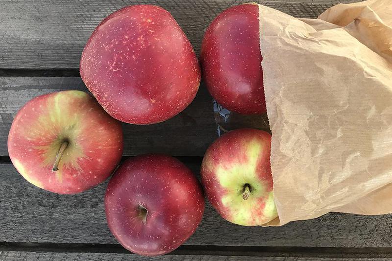 Produkt Jabłka czerwone (EKO) - zdrowa żywność blisko Ciebie