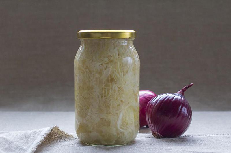 Produkt Kapusta kiszona (EKO) - zdrowa żywność blisko Ciebie