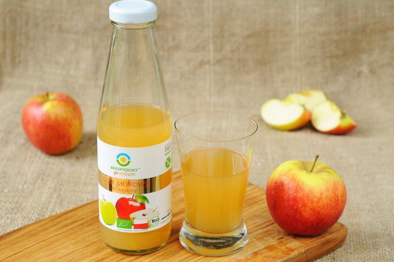 Produkt Ocet jabłkowy (EKO) - zdrowa żywność blisko Ciebie