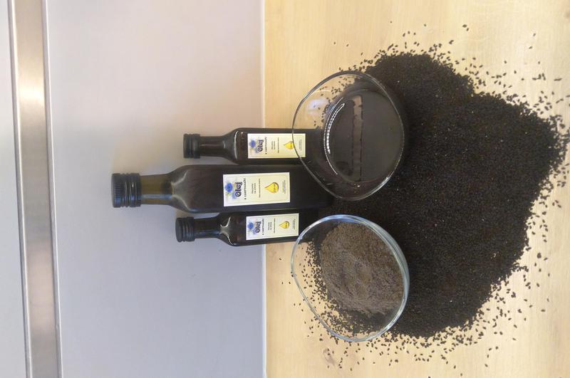 Produkt Olej z Czarnuszki - zdrowa żywność blisko Ciebie