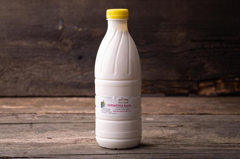 Produkt Serwatka kozia - zdrowa żywność blisko Ciebie