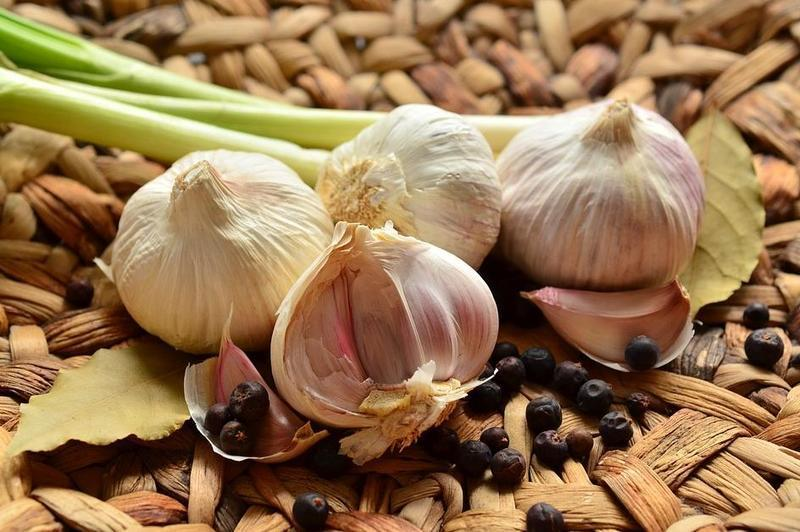 Produkt Czosnek średni (EKO) - zdrowa żywność blisko Ciebie