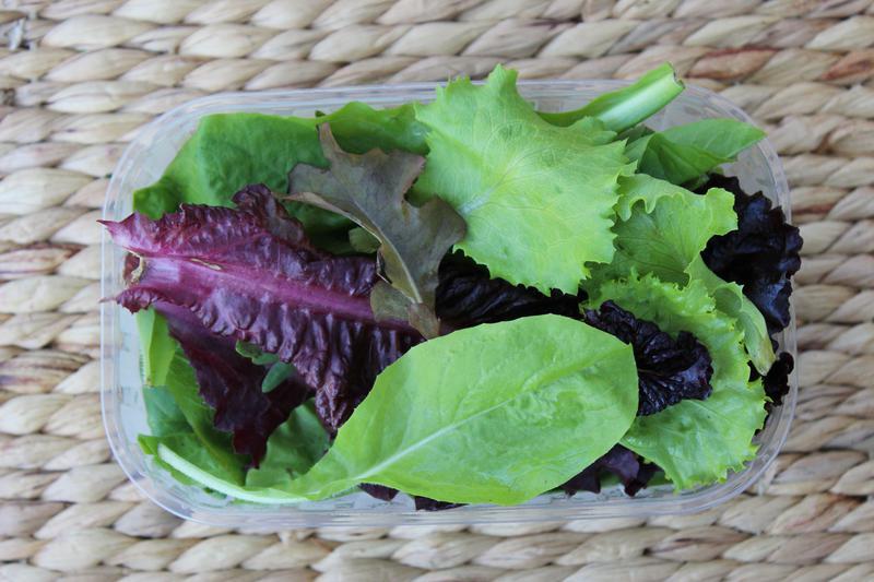 Produkt Mix sałat łagodny (EKO) - zdrowa żywność blisko Ciebie