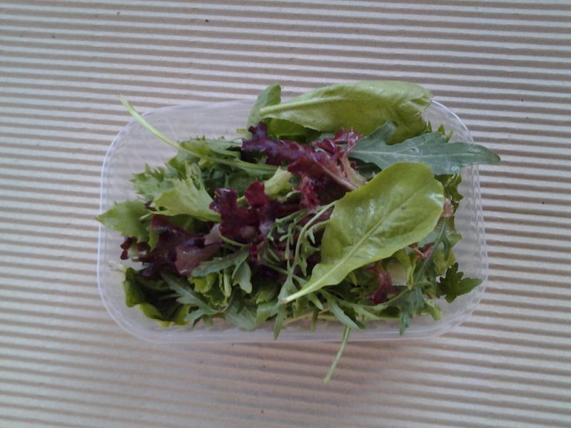 Produkt Mix sałat z cykorią (EKO) - zdrowa żywność blisko Ciebie