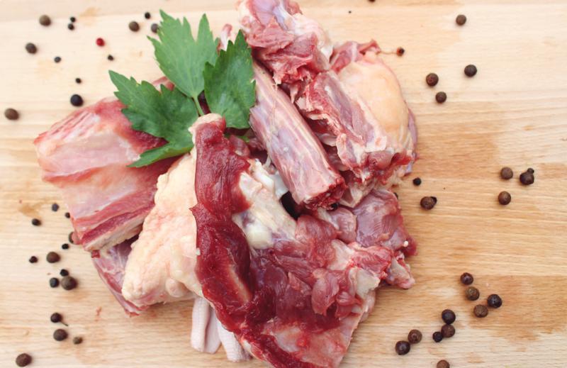 Produkt Porcja rosołowa z gęsi (EKO) - zdrowa żywność blisko Ciebie