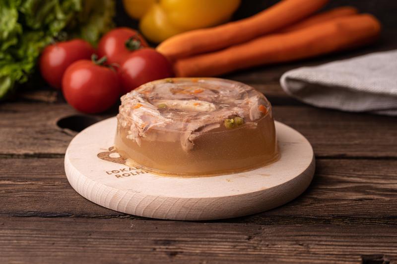 Produkt Galaretka drobiowa (EKO) - zdrowa żywność blisko Ciebie