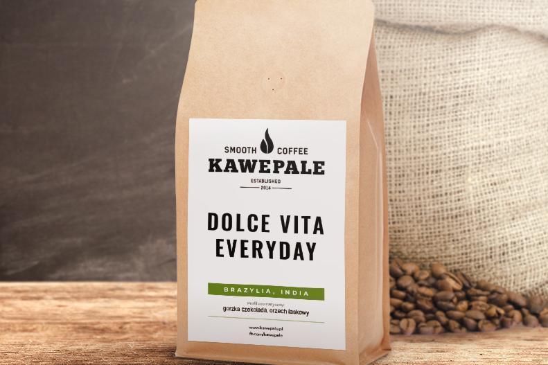 Produkt Kawa Dolce Vita Everyday - zdrowa żywność blisko Ciebie