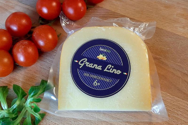 Produkt Ser Grana Lino klin 200g - zdrowa żywność blisko Ciebie