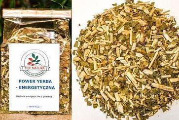 Produkt POWER YERBA herbata yerba mate z guaraną - zdrowa żywność blisko Ciebie