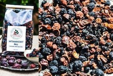 Produkt WITAMINOWY RAJ herbata wieloowocowa - zdrowa żywność blisko Ciebie