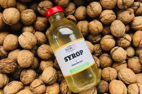 Produkt Syrop z kwiatów bzu - zdrowa żywność blisko Ciebie