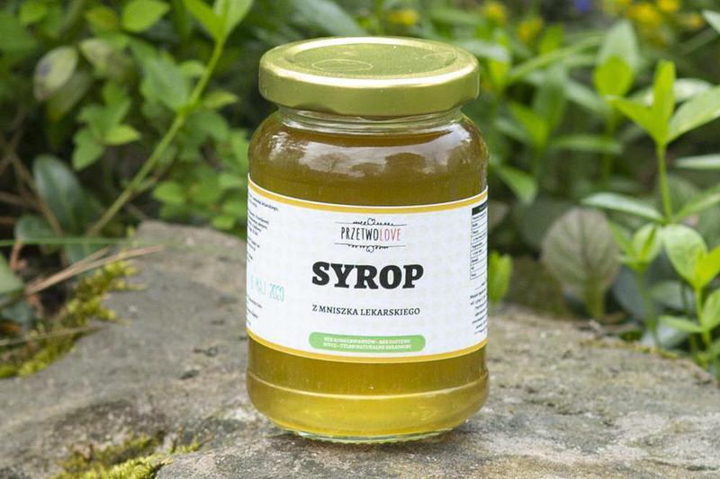 Produkt Syrop z mniszka lekarskiego - zdrowa żywność blisko Ciebie