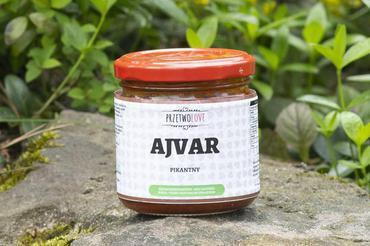 Produkt Ajvar pikantny - zdrowa żywność blisko Ciebie