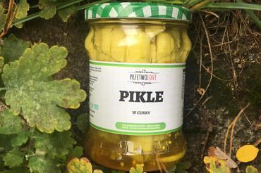 Produkt Pikle w curry - zdrowa żywność blisko Ciebie