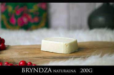 Produkt Bryndza owcza 200g - zdrowa żywność blisko Ciebie