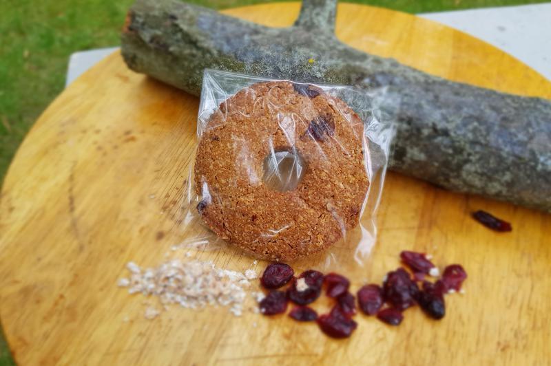 Produkt Ciastko bezglutenowe z żurawiną i białą czekoladą - zdrowa żywność blisko Ciebie
