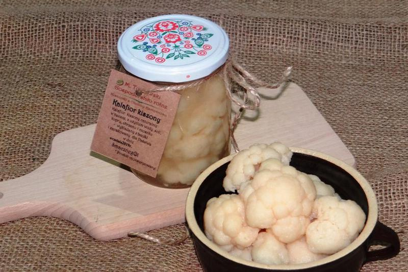 Produkt Kalafior kiszony - zdrowa żywność blisko Ciebie