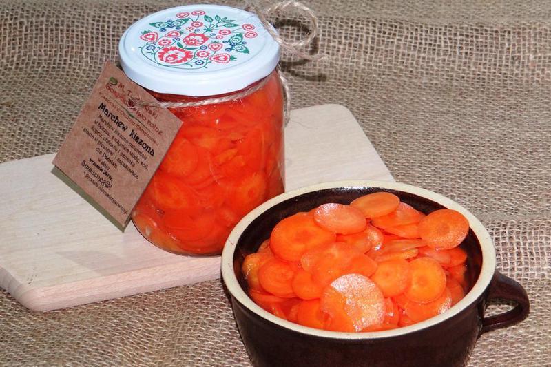 Produkt Marchew kiszona - zdrowa żywność blisko Ciebie