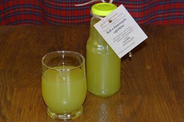 Produkt Sok tłoczony z kiszonych ogórków - zdrowa żywność blisko Ciebie