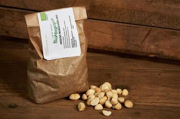 Produkt Orzechy makadamia BIO 100g - zdrowa żywność blisko Ciebie
