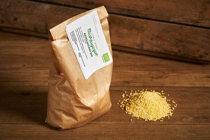 Produkt Kasza jaglana BIO 500g - zdrowa żywność blisko Ciebie